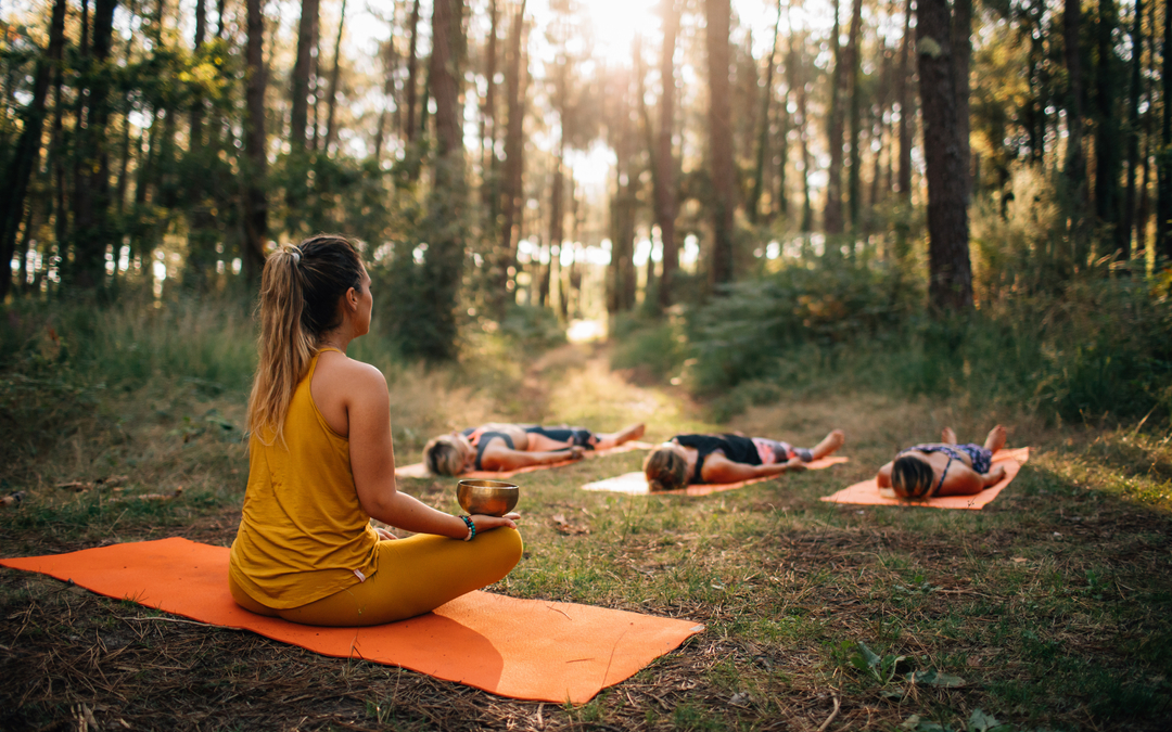 Atelier Yoga #5 : Yoga et Méditation – 18 juillet